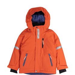 Kids Padded Ski Jacket