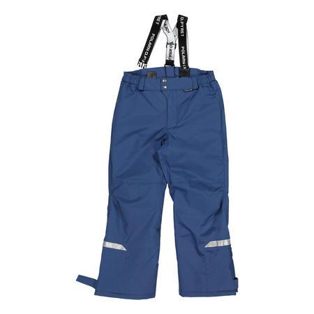 Kids Padded Ski Trousers