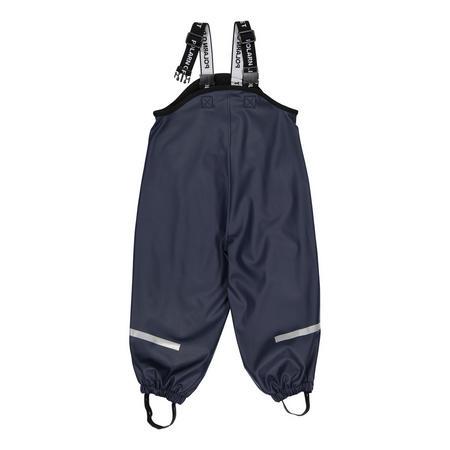 Kids Fleece Lined Waterproof Trousers
