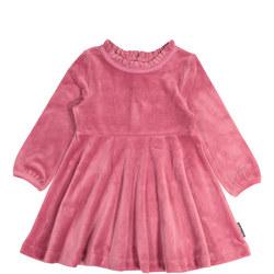 Baby Girls Velour Dress