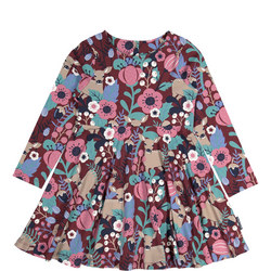 Baby Girls Nordic Floral Dress