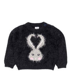 Baby Girls Rabbit Jumper