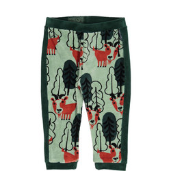 Babies Mountain Goat Velour Trousers