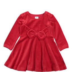 Babies Velour Party Dress