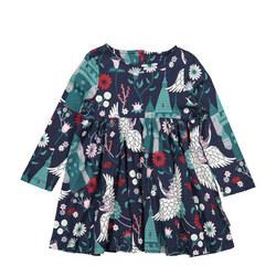 Baby Girls Nordic Fairy-tale Dress