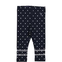 Baby Girls Polka Dot Leggings