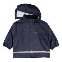 Striped Rain Jacket