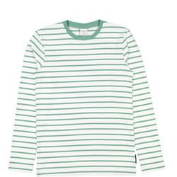 Organic Striped Top