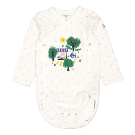 Playground Print Bodysuit
