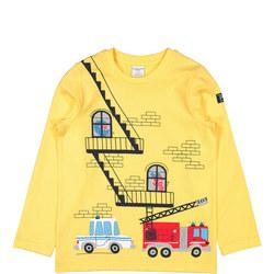 Kids Fire Engine Top