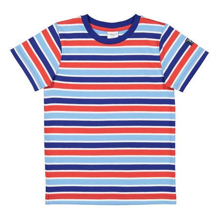 Kids Organic Striped T-Shirt