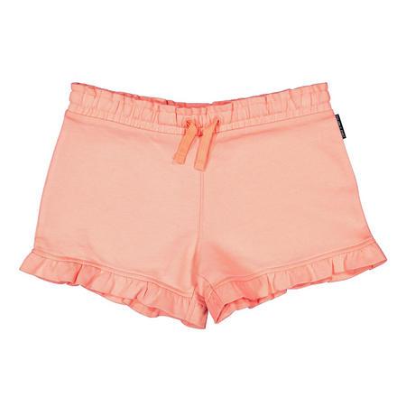 Girls Frilled Sweat Shorts