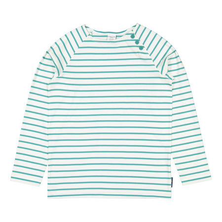 Kids Striped  Breton Top