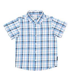 Baby Boys Checked Shirt