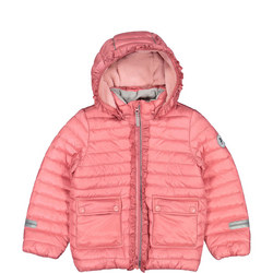 Kids Quilted Puffer Jacket