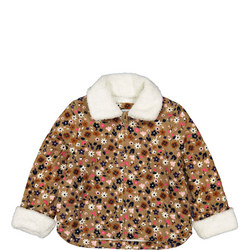 Kids Organic Cotton Cord Jacket