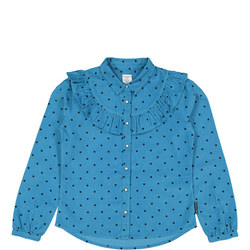 Organic Cotton Kids Blouse