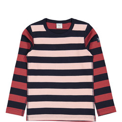 GOTS Kids Striped Top