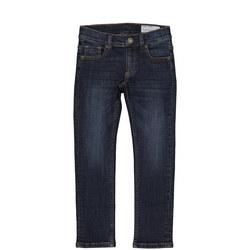 Organic Cotton Kids Slim Jeans