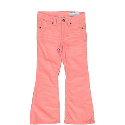 Kids Cord Trousers