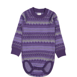 Wool Baby Bodysuit