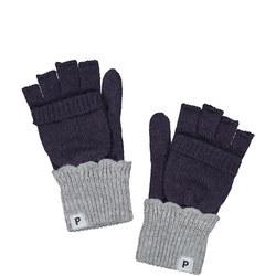 Fingerless Kids Gloves
