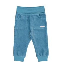 Organic Cotton Baby Cord Trousers