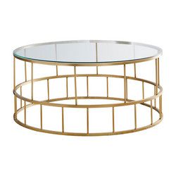 Deco Lattice Coffee Table