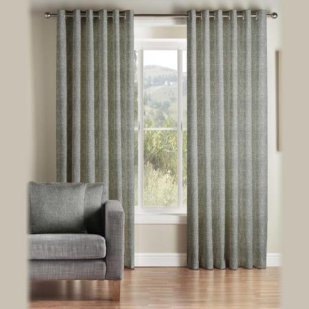 Lerwick Curtains Grey