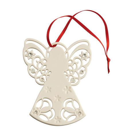 Angel with Gems Decoration