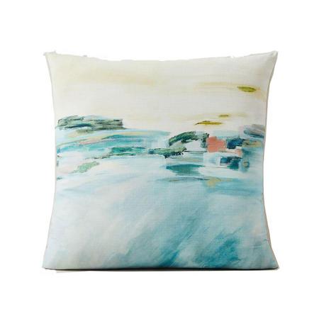 Impressionist Landscape 51cm X 51cm Pillow Cover