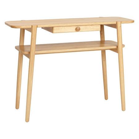 Design Project No.022 Console Table Oak