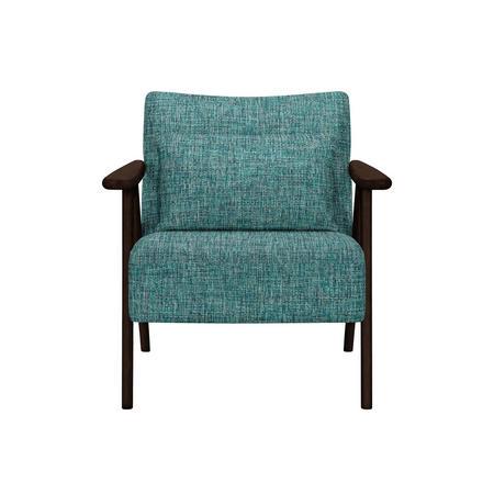 Hendricks Accent Chair Stanton Teal