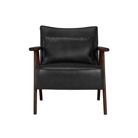 Hendricks Accent Chair Old Saddle Nut