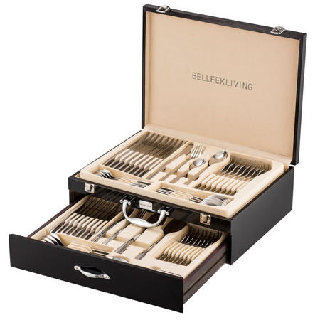 Living Occasions 72-Piece Cutlery Set