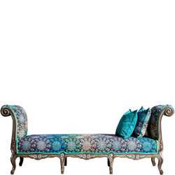 Fontaines Chaise Fabric