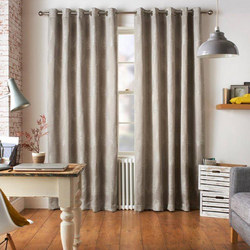 Diego Curtains Silver