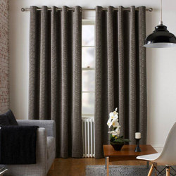 Ennerdale Curtains Charcoal