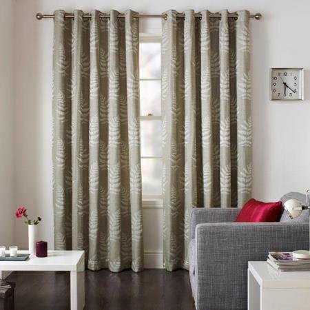 Fern Curtains Mink
