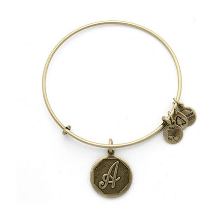 Initial - A Bangle Gold