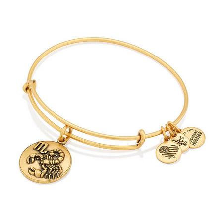 Scorpio III Bangle Gold
