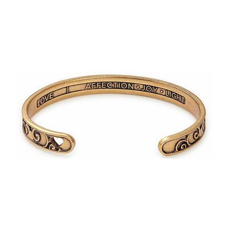 Love Cuff Rafaelian Gold