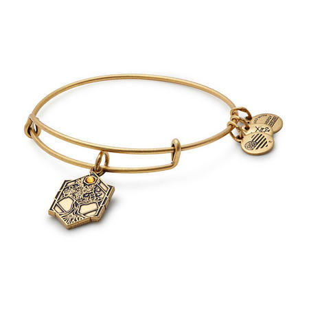 Tree of Life Charm Bangle Rafaelian Gold