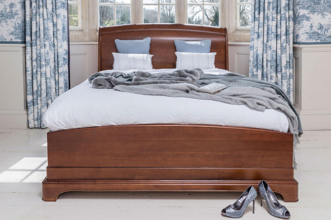 Lille Double Low End Bedstead