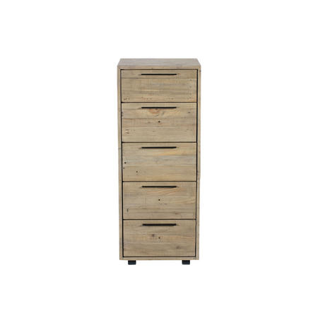 Calais 5 Drawer Tall Chest