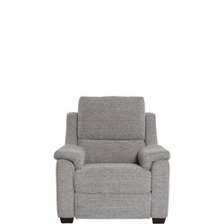 Albany Armchair Caledonian Silver
