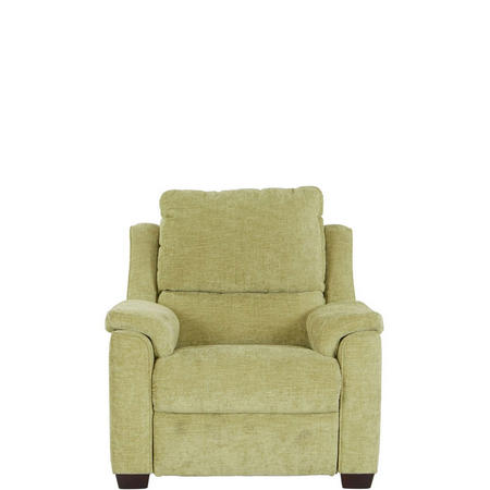 Albany Manual Recliner Madrid Green