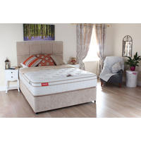 Alder 1400 Plain Set With Single Mattress