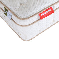Alder 1400 Plain Set With Single Mattress
