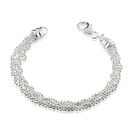 Twisted Bracelet Silver